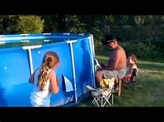 produit miracle eau verte piscine vider une piscine en 1 seconde inondation