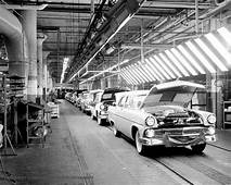 114 Best Images About Old American Car Factory Photos On