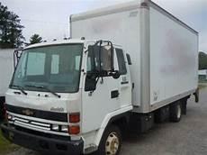 1995 chevy box truck isuzu frr 1995 chevrolet w5 box truck used busbee s trucks and parts