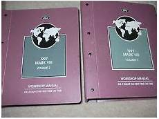 free car manuals to download 1995 lincoln mark viii spare parts catalogs lincoln mark viii repair manual ebay