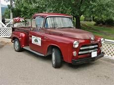 fargo dodge 1955 fargo canadian badging of dodge truck photography