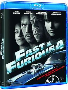 Collection Fast Furious 4