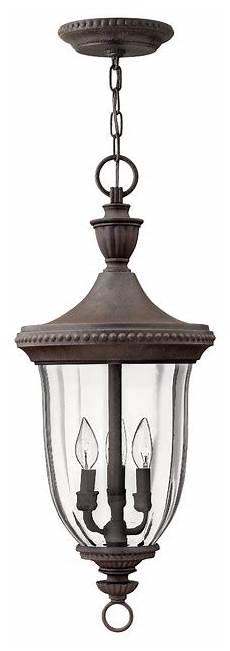 hinkley lighting oxford hanging outdoor lantern