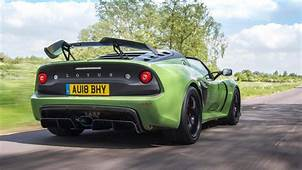 Lotus Announces New Car For 2020 Launch