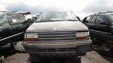 how does a cars engine work 1993 plymouth colt vista regenerative braking junkyard find 1993 plymouth voyager with five speed manual the truth about cars