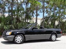 1994 mercedes e320 convertible no reserve low miles no rust w124 300e clk for sale photos