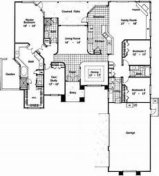 single level house plans with courtyard plan 63099hd stately courtyard house plan house plans