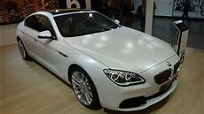 2015 Bmw 640d Gran Coup 233 Auto Show Brussels 2015