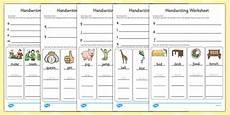 key stage 1 handwriting worksheets free 21771 handwriting worksheets letter formation writing