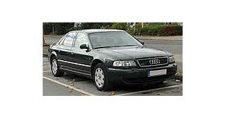 Audi A8  Wikipedia The Free Encyclopedia