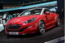 Peugeot Rcz R - peugeot rcz r brings more than just an consonant to