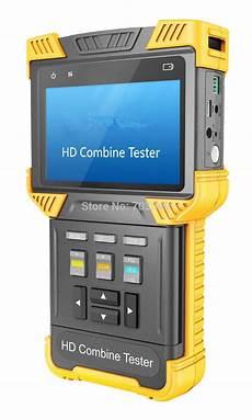 4 inch 3 in 1 hd tester cctv tester monitor ip cvi analog