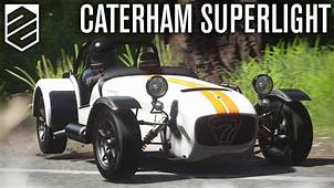 DRIVECLUB  Caterham R500 Superlight Drive & Review YouTube