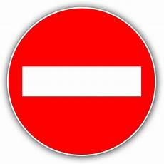 sens interdit panneau panneau sens interdit image gratuite sur pixabay