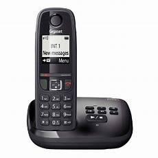 telephone fixe avec repondeur t 233 l 233 phone fixe sans fil gigaset as470 avec sans r 233 pondeur