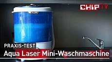 aqua laser mini waschmaschine review chip