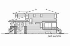 plan 23574jd northwest house plan for front sloping northwest house plan for front sloping lot 23574jd
