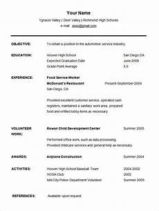 image result for free student cv template word student resume template student resume cv