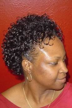 S Curl Hairstyles For