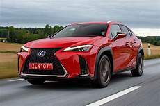 lexus ux review auto express
