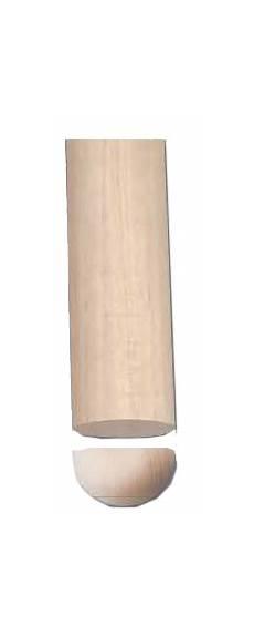 corrimano in legno tondo corrimano tondo in legno negozio mybricoshop