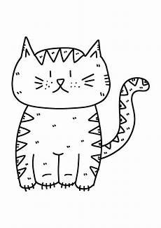 Malvorlage Katze Bunt Ausmalbilder Gratis Vorlagen Zum Ausmalen Ausdrucken