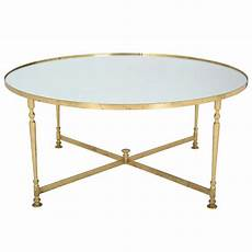 vintage brass coffee table at 1stdibs