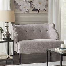 Upholstered Dining Room Bench With Back