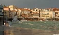 Griechenland Kreta Wetter Chania Greece Tourist Destinations
