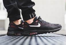 nike air max 1 ultra 2 0 moire black solar sneaker