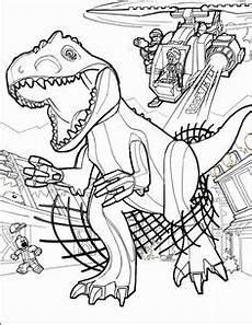 Ausmalbilder Dinosaurier Lego Ausmalbilder Jurassic World Dinosaurier Ausmalbilder
