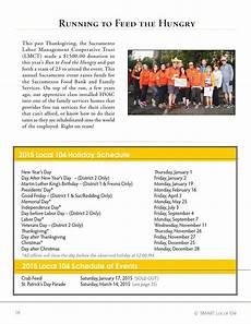 sheet metal workers local 104 december 2014 january 2015