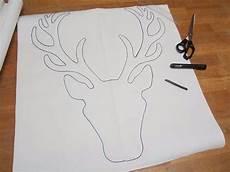 cerf dessin facile fabriquer soi m 234 me un troph 233 e de cerf 233 pisode 1 au 303