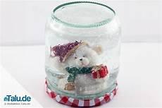Schneekugel Selber Basteln - schneekugel basteln 2 tolle ideen zum selbermachen talu de