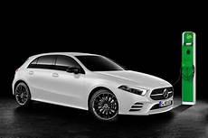 Mercedes Classe A 2018 Une Version Hybride Rechargeable