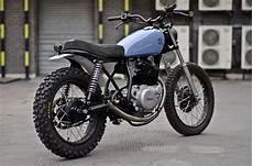 yamaha sr 250 yamaha sr 250 road quot type 3b quot by auto fabrica lsr bikes