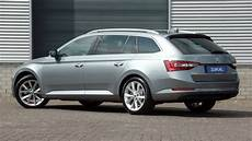 Skoda New Superb Combi 2018 Style Business Metal Grey 18