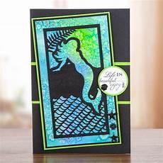 the sea siren card dies create and craft counture create craft sea siren couture collection