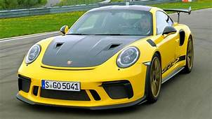 2019 Porsche 911 GT3 RS Weissach  The Ultimate For