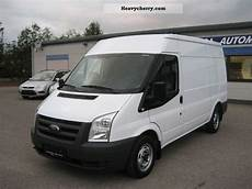 Ford Transit 280 Dci 115 L2h2 2009 Box Type Delivery