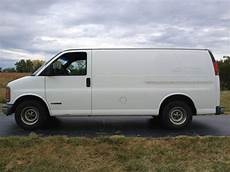 car maintenance manuals 1998 chevrolet express 1500 user handbook sell used 1998 chevrolet express 1500 service van with bins in fort wayne indiana united