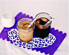 Cold Brewed Coffee - cold brewed coffee