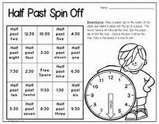 half past time worksheets for grade 1 3568 free printable time equivalents posters eg 60 seconds in a minute 60 minutes in an hour