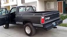 Dodge Up Power Wagon W150 1979