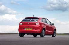 Drive Co Uk On The Road In The 2016 Suzuki Baleno Review