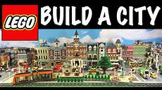 how to build a lego city tutorial youtube