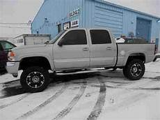 automobile air conditioning repair 2006 gmc sierra 3500 interior lighting buy used 2006 gmc sierra sle crew cab w 4 quot lift extra clean 44 080 miles in spencerport new
