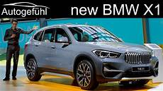 2020 New Bmw X1 Facelift Review Exterior Interior