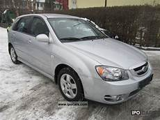 2005 kia cerato 1 5 crdi ex car photo and specs