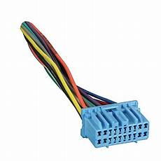 Metra 71 1721 Wiring Harness For 1998 Up Honda